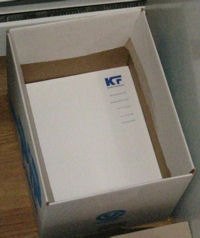 The Last Box of Letterhead