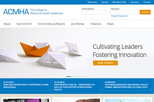 The College for Behavioral Health Leadership