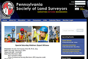 PA Society of Land Surveyors