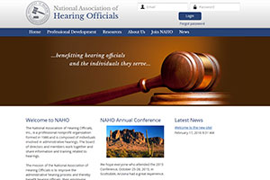 National Association of Hearing Officials
