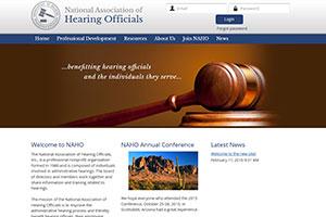 National Association of Hearing Officials