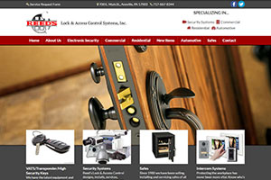Reed's Lock and Access Control Systems, Inc.
