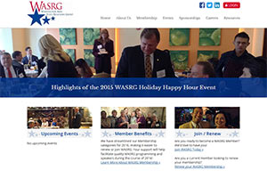 Washington Area State Relations Group (WASRG)