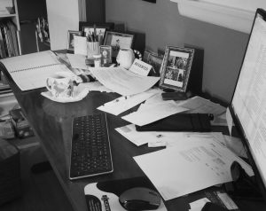 The Desk at Home