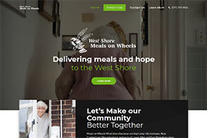 West Shore Meals on Wheels (maintenance agreement)